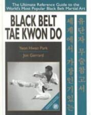 Black Belt Tae Kwon Do-ExLibrary