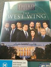 The West Wing - complete Season 3 DVD box set