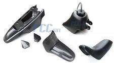 YAMAHA PW50 PLASTIC SEAT GAS TANK KIT CARBON FIBER STYLE H PS44