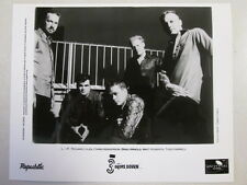THREE DOORS DOWN 2001 PROMO 8x10 PHOTO UNIVERSAL RECORDS MODERN AMERICAN ROCK