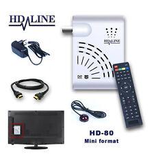 Démodulateur HD récepteur chaines satellite gratuites - HDMI USB  Exp. de France