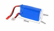 ZOP Power 7.4V 1100mAh 25C Batería Lipo JST Plug A949-27 para 1/18 Wltoys A949