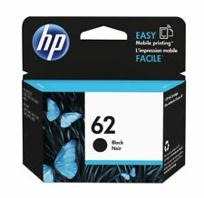 HP 62 Cartouche d'encre d'orgine Noir (C2P04AE) 5640-e 5740 7640-e 62 Noir