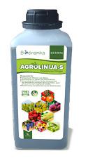 Agrolinija-S BIO Flüssigdünger organisch Universaldünger Fibl 1 Liter 1 L