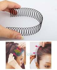 New Professional Hair Styling Tool Curve Pin Invisible Clip Black Bang Fringe A