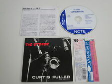 Curtis Fuller/the Golgi (Blue Note tocj - 9120) Japon cd album + OBI