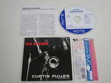 CURTIS FULLER/THE OPENER(BLUE NOTE TOCJ-9120) JAPAN CD ALBUM+OBI