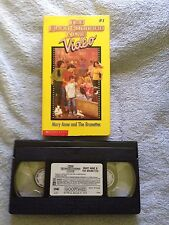 The Babysitters Club: Mary Anne and the Brunettes #1 (1994) - VHS Video Tape