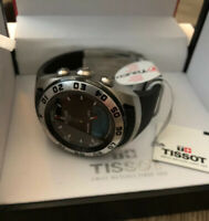 Tissot Sailing Touch Black Dial Men's Watch T056.420.27.051.01