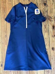 US Postal Service Uniform Dress Vintage USPS 1970s