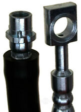 Brake Hydraulic Hose fits 2003-2011 Saab 9-3 9-3X  ACDELCO PROFESSIONAL BRAKES
