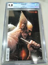 HAWKMAN #24 Zaffino Variant CGC 9.8 low print run 1st Cameo Lord Beyond the Void