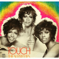 The Supremes - Touch (Vinyl LP - 1971 - US - Original)