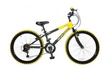 "Concept Wolverine Boys 24"" Wheel 18 Speed MTB Mountain Bike Bicycle 9 Years +"