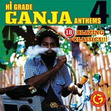 Hi-Grade Ganja Anthems Vol. 4 - Hi-Grade Ganja Anthems Vol. 4 [CD]