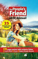 The People's Friend 2020 Annual Hardcover Book Packed with Exclusive Fiction