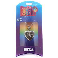 Personalised Mood Locket Necklace - ELIZA