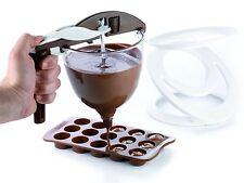 Choc colino Silikomart funnel dosatore stampo cioccolato ACC 086 nuovo - Rotex