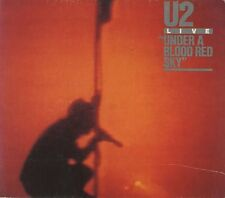 U2 : Live - Under a Blood Red Sky CD