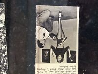 B1o  ephemera 1950s picture film star dona drake
