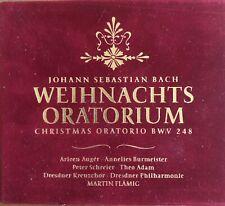 WEIHNACHTS ORATORIUM - JOHANN SEBASTIAN BACH - 3 CD