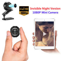 Mini Camera 1080P Sensor Security Camcorder cam Night Vision Motion Detection