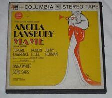 MAME (1969) COLUMBIA OST Reel-To-Reel Tape w/Angela Lansbury