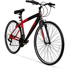 "Mens Hybrid Bicycle Hyper 21 Speed Frame Size 26"" Men Road Beach Mountain Bike"