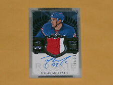 2013-14 The Cup Rookie Patch Auto Hockey Card # 127 Dylan Mcilrath /249