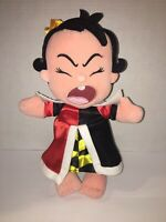 "Disney Parks Babies Queen of Hearts  plush Doll 12"" Baby"