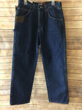 NWT Wrangler 33 / 32 New witRiggs Workwear DuraShield Carpenter Relaxed Fit 3W02