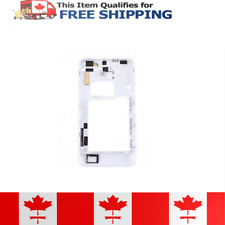 Samsung Galaxy S2 i9100 White MidFrame Plate Bezel Chassis