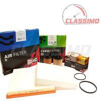 Champion Complete Filter Service Kit for VAUXHALL ASTRA J + ZAFIRA C - 2.0CDTi