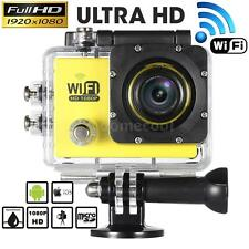 WiFi FULL HD 1080P 12MP SJ9000 Waterproof Sport Action Camera Video Camcorder US