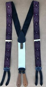 TRAFALGAR SILK  SPIDER WEB BRACES / SUSPENDERS