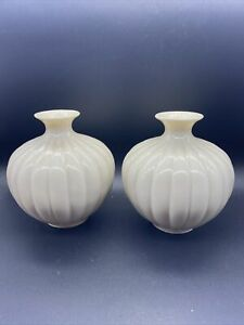 """Lot of 2 Lenox """"Special"""" bud vases.  5"""" tall"""