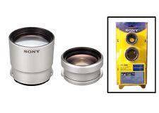 Sony VCL-TW25 Tele- und Weitwinkelkonverter NEU! UVP 219,- Euro