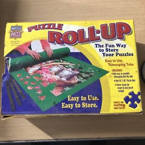 """Masterpieces Puzzle Roll-Up 30""""X36""""-For Up To 1000 Pieces, M50501"""