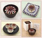 Hulet Glass Handmade Chocolate Starflower Treat (15-071VCA)