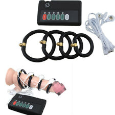 Electric Penis Rings Physical Therapy Electro Stimulation Enlargement Extender
