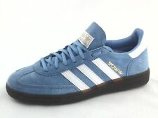 ADIDAS Handball Spezial Shoes Light Blue White Retro Gum Sole BD7632 Mens