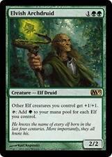 ELVISH ARCHDRUID M13 Magic 2013 MTG Green Creature—Elf Druid RARE