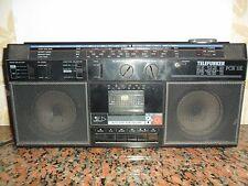 Vintage-TELEFUNKEN Radio Recorder Stereo-PCR 11