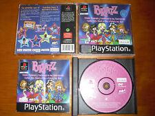 Bratz PlayStation / PSX / PS1 / PSone Pal-España ¡¡COMPLETO!!