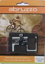 Tektro Auriga Comp E Comp Pro Orion 'Abruzzo' Disc Brake Pads (includes spring)