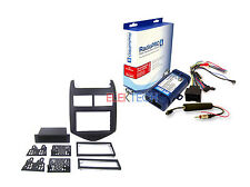 Radio Replacement Interface w/Dash Install Kit 1 or 2-DIN for Chevrolet Sonic
