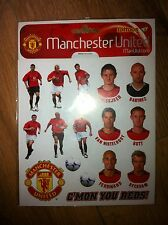 16 X MANCHESTER UNITED TATTOOS FOOTBALL BIRTHDAY PARTY - LAST FEW
