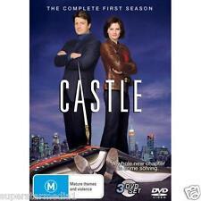 Castle Season 1 DVD : NEW
