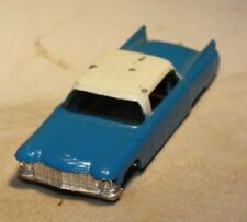 1960 Cadillac Sedan HO Scale TootsieToy Made in USA