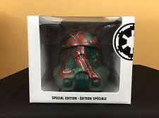 Disney Star Wars Legion Boba Fett Helmet Exclusive  NIB